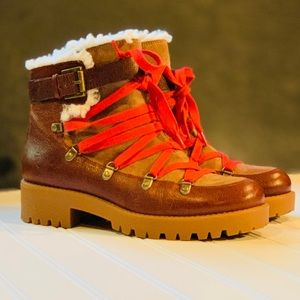Nine West Orynne Cold Weather fashion Hiking boot